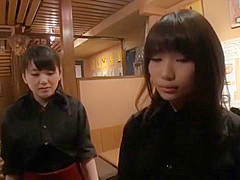 Fabulous Japanese girl Kami Kimura, Kanade Tomose, Runa Kobayashi in Amazing JAV clip