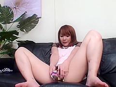 Incredible Japanese slut Airi Hayasaka, Ai Mizushima in Best Masturbation, Casting JAV video