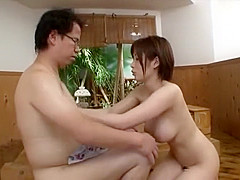 Horny Japanese model Saki Okuda in Fabulous Shower, Big Tits JAV movie