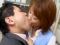 Exotic Japanese whore Hitomi Tanaka in Amazing Couple JAV movie
