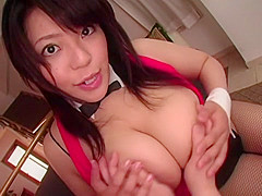 Exotic Japanese slut Mitsuki An in Crazy Amateur, BBW JAV clip