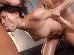 Incredible Japanese chick Aya Hirai in Hottest Close-up, Blowjob JAV clip
