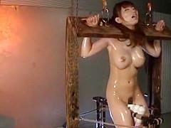 Incredible Japanese girl Hikari Hino in Crazy BDSM, Amateur JAV clip