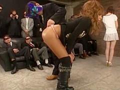 Best Japanese slut Tsubasa Miyashita, Ryo Tsujimoto in Amazing Amateur JAV scene