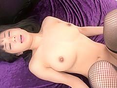 Exotic Japanese slut in Amazing HD, Stockings JAV scene