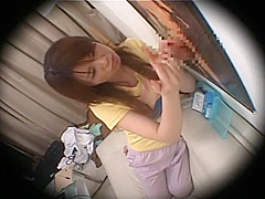 Horny Japanese chick in Exotic Fetish, Glory Hole JAV video