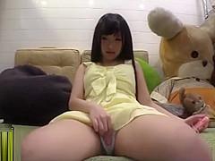 Fantastic Japanese girl in Crazy JAV scene, watch it