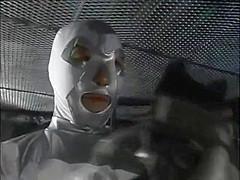 【君嶋もえ】仮面捜査官ナイトエンジェルが悪の組織に捕まって拷問陵辱が始まる…