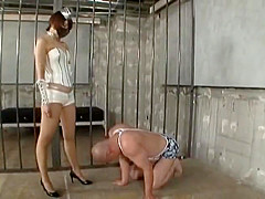 TPLS-018 Executioner With Beautiful Legs - Suzy Q 's Hard Dick Destruction!