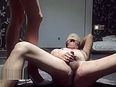 Horny adult scene Creampie hottest you've seen