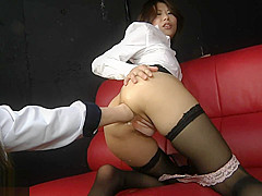 Japanese Anal Fisting #2