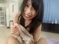 Fabulous sex clip Japanese hottest you've seen