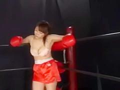 femdom sexy boxing long ver