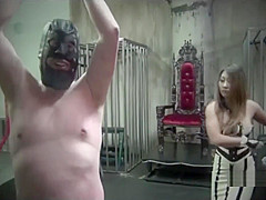 Japanese brutal whipping asian cruelty 2