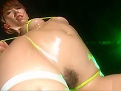 Japanese Micro Bikini Dancer - Yui Hatano
