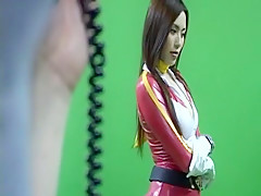 Yui Matsuno in Lady Heroine Big Machine