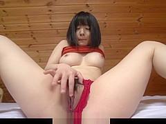 Airi Minami amazes with her big boobs and puffy cherry