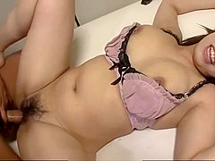 Serina mind blowing session of pure Asian cock sucking