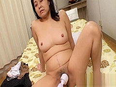 Mako Anzai - JAV Mature And Her Sexual Thrills