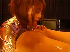 Chiyuri Yamasaki Japanese model has crazy Japanese sex