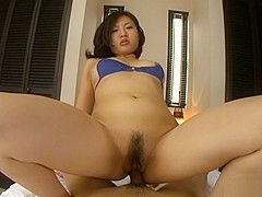 Yuria Sakurai Japanese moidel gets her pussy creamed