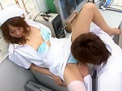 Akina Kinky Japanese nurse part3