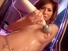 Big titted Daiya Nagore plays with her part1