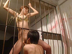 Miki Ishihara is an Asian chick getting licked