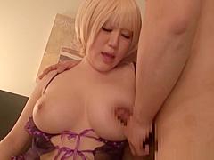 Hardcore session with the sexy babe Kinami Hina
