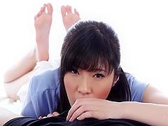 Sara Yurikawa POV Handjob