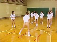 Super hot Japanese girls flashing part1