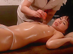 Erotic Lesbian Beauty Salon 29 part 2