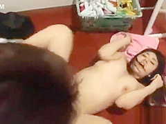 【長澤あずさ】アナル大好き巨乳お姉さんのアナル3Pセックス