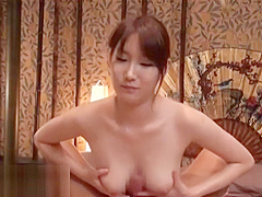 Japanese professional massage sex at home