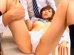 Hot perky tits slut Rico Yamaguchi part3