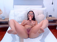 My girl in particular cam show