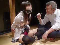 Mizuho Nishiyama in Magic Perversion Dungeon 10 part 1.1