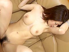 Slutty Japanese devours cocks