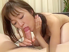 Petite Japanese MILF Enjoys Toys and Cock