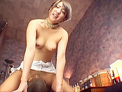 Japanese Pantyhose Cunnilingus Fetish Part 9