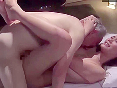 Asian Young Girl sex with old man