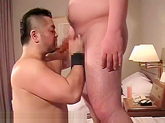 Crazy xxx movie gay Blowjob try to watch for