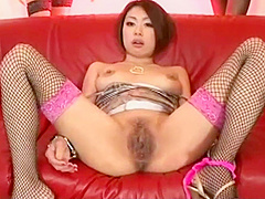 Japanese schoolgirl gets fucked by her teacher at home-