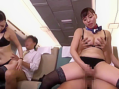 pussies get fucked in the air pt09