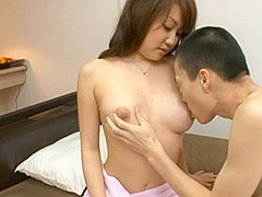 Casting wife asian outdoor