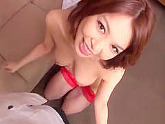 Sizzling hot oriental anal job