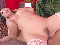 Megumi Haruka getting fucked in hot gang bang