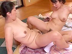 Kana Ohori Yoshie Fujisawa Mother Daughter-in-law cuckold