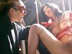 Excellent xxx video BDSM newest uncut