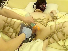 Japanese bdsm slave 007 and 008